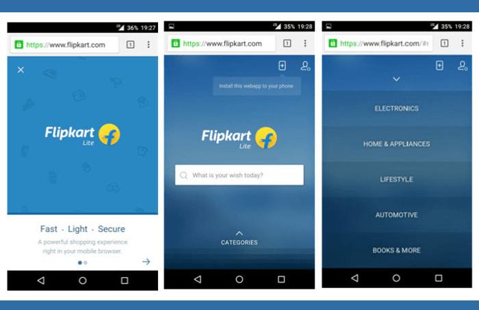 Re-launching of Flipkart's Mobile Website - A Follow Up ...