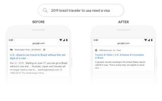 Google BERT Update Image